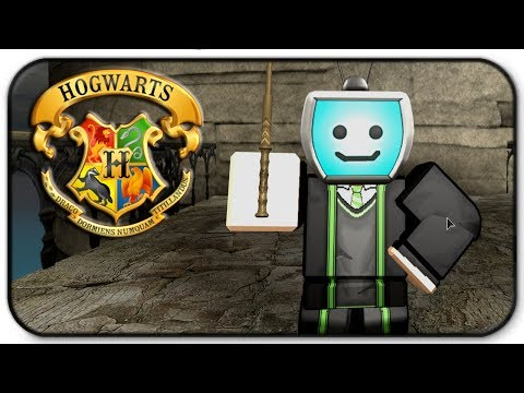 Harry Potters Hogwarts School Of Witchcraft And Wizardry In roblox