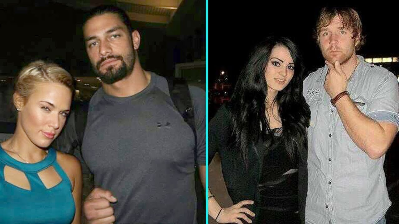 wwe stars dating in real life Contact wwe superstar  5 incredibly random superstar returns: wwe list this  02:54  notice: by submitting your feedback, you authorize world wrestling.