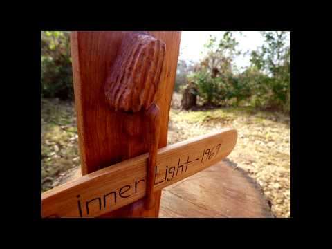Making a Wooden Surfer Carving with Surfboard