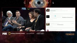 Neil deGrasse Tyson   COSMOS A SPACETIME ODYSSEY   Q&A 2