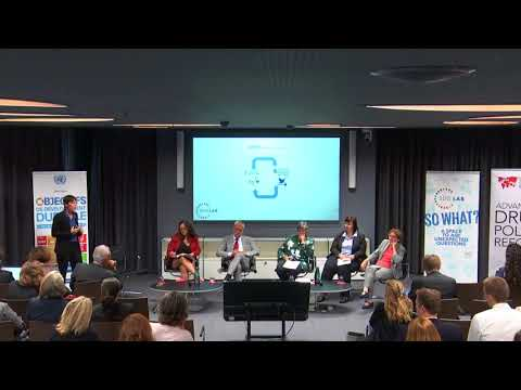 Panel Event: Drug Policy and SDG3 (Healthy Lives) + SDG16 (Peaceful and Inclusive Societies)
