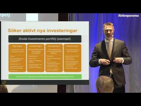 Aktiedagen Stockholm – Zhoda Investments