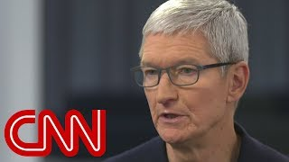 Apple CEO Tim Cook: I use my phone too much thumbnail