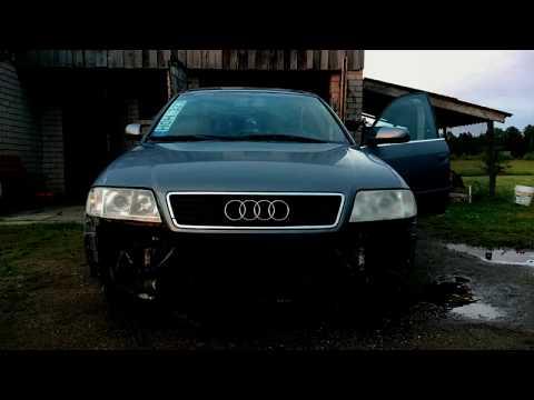 Audi A6 1999M Projektas