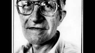 Play Noam Chomsky