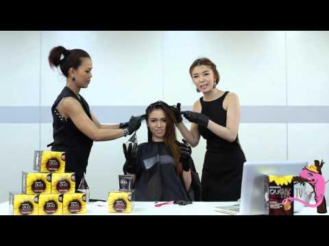 YAE TV : Garnier Olia ครีมเปลี่ยนสีผมที่ดีที่สุดจากการ์นิเย่