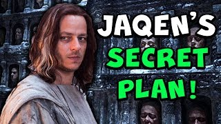 Jaqen's Secret Plan For Arya In Season 8! (Game of Thrones)