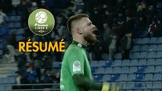 FC Sochaux-Montbéliard - Nîmes Olympique (2-1)  - Résumé - (FCSM - NIMES) / 2017-18