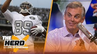 Colin Cowherd evaluates the Cowboys' aggressive trade for Amari Cooper | NFL | THE HERD
