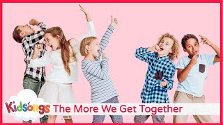 The More We Get Together | Kidsongs | Summer Songs | A Day At Camp | PBS Kids