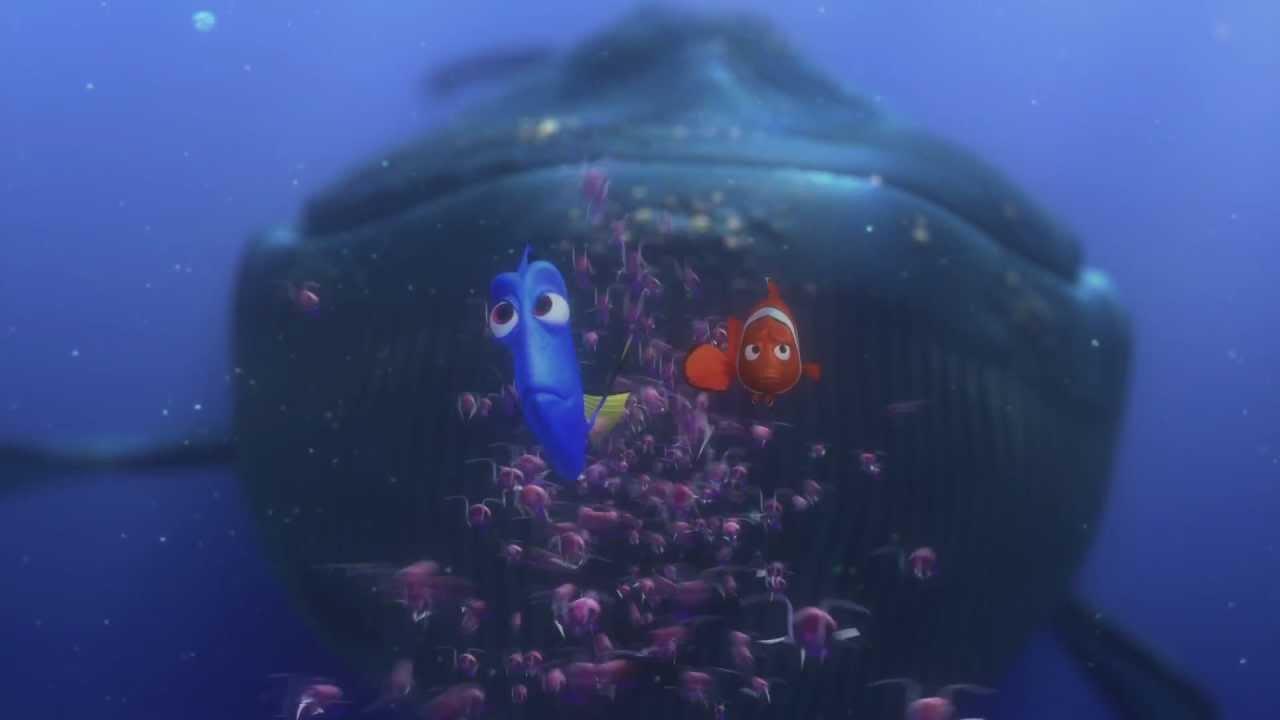 disney pixar findet nemo 3d filmclip dorie spricht walisch youtube. Black Bedroom Furniture Sets. Home Design Ideas
