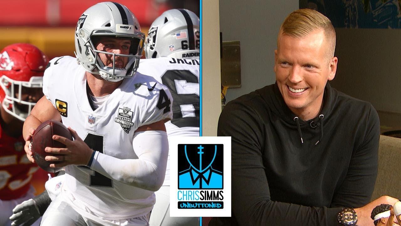 NFL Week 5 Game Review: Raiders vs. Chiefs   Chris Simms Unbuttoned   NBC Sports