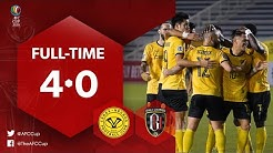 #AFCCup2020 : CERES NEGROS FC (PHI) 4-0 BALI UNITED FC (IDN) : Highlights
