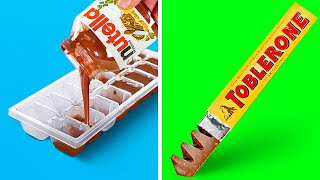 25 AMAZING DESSERT IDEAS AND RECIPES || CHOCOLATE AND CANDY DIYs