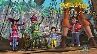 Cartoon video | Peter Pan Cartoon-Video Part3 | Lustige Videos | cartoons für Kinder
