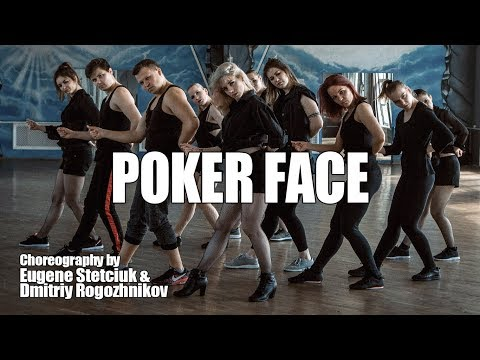 Lady Gaga / Poker Face / Original Choreography