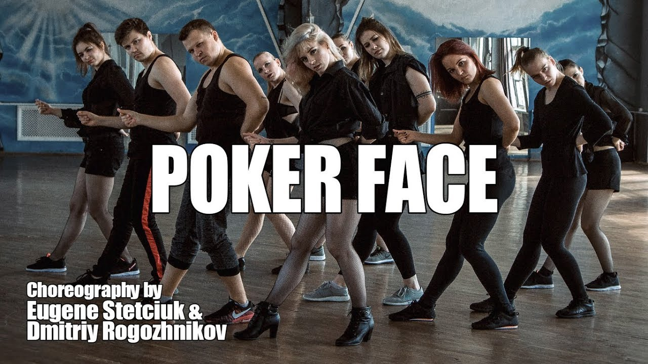 poker face dancers