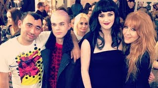 #RockNKohl Day 5 Catch-Up: Live On Stage Transformation with Nicola Formichetti