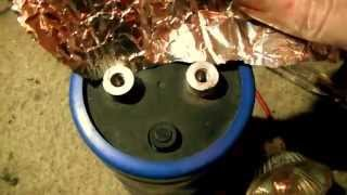 Wie funktioniert ein Kondensator und viele Röhren - eflose #492