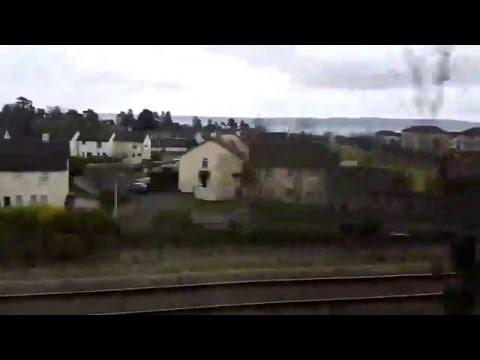 Live Video Northern Ireland Railways Class 3000 CAF,(Part2).