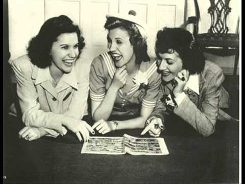 Andrew Sisters - The Three Bells