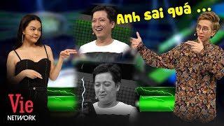 Trường Giang bỗng dưng 'biếu không' đáp án cho VirusS và Phạm Quỳnh Anh trong Nhanh Như Chớp Mùa 2