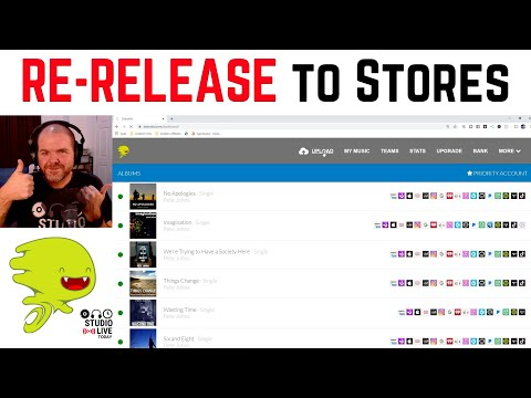 How to RE-RELEASE a song with DistroKid (after removing)