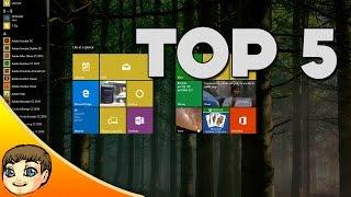 Top 5 Windows 10 Compatible Programs (From Windows 8.1) | Windows 10 Tips