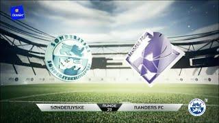 Highlights: SønderjyskE 1 - 1 Randers FC (18.05.2015)