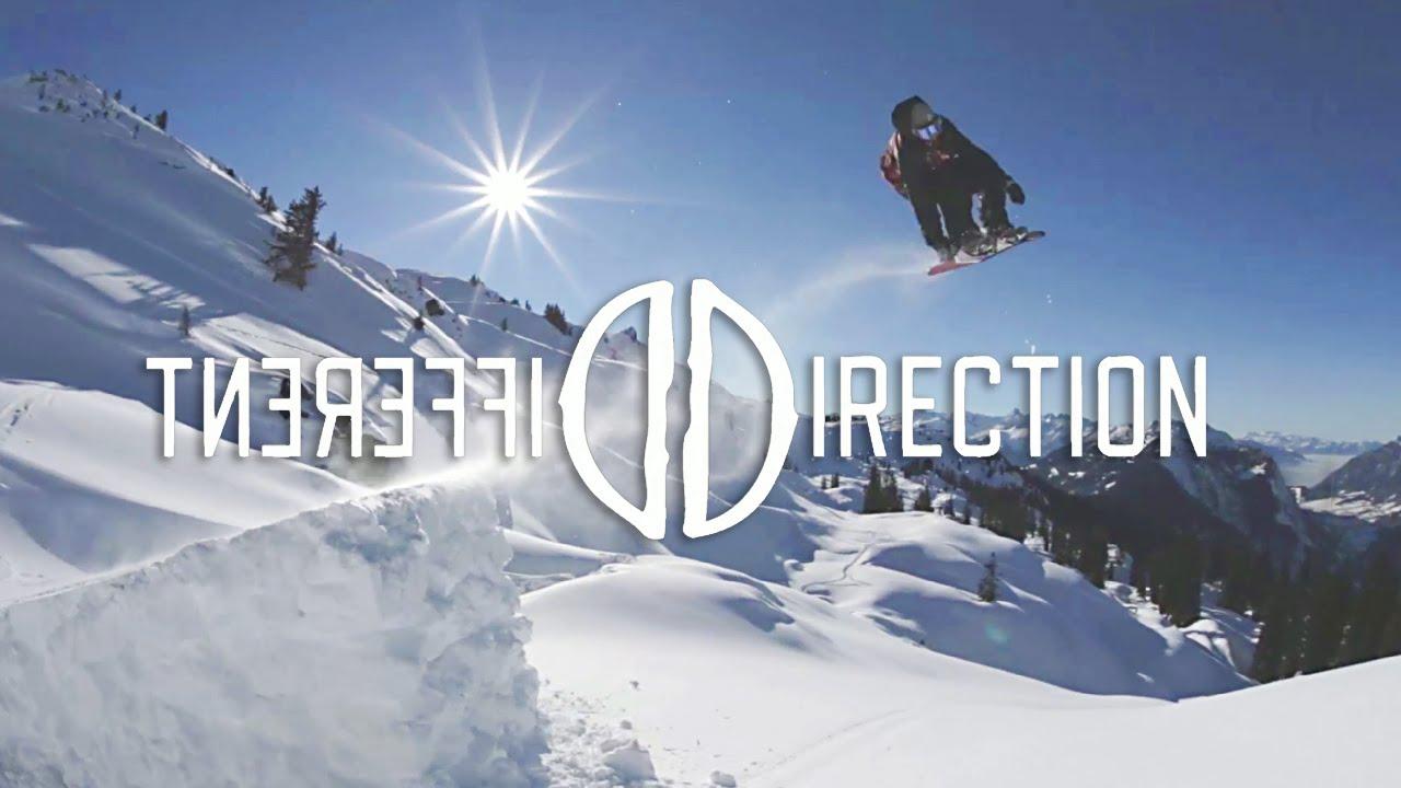 A bunch of friends snowboarding - Marco Feichtner - Full Part HD ...