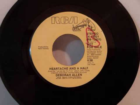 Deborah Allen - Heartache And A Half