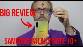 Samsung Galaxy Note 10+ review - Expensive but the best phone ever!