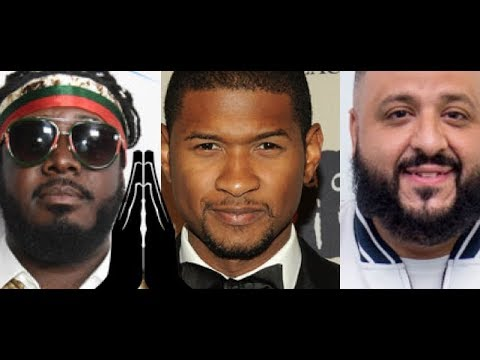 T-Pain EXPOSES USHER PRAYING FOR HIS DOWNFALL an Eye Opening Real Story, Dj Khaled Turned His Back