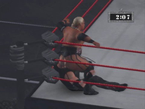 Rikishi Theme + Signature Moves In WWE RAW PC