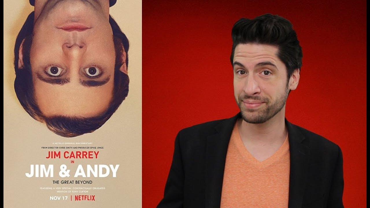 Jim & Andy: The Great Beyond - Movie Review
