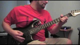 The Call of Ktulu (guitar cover, all original recording)