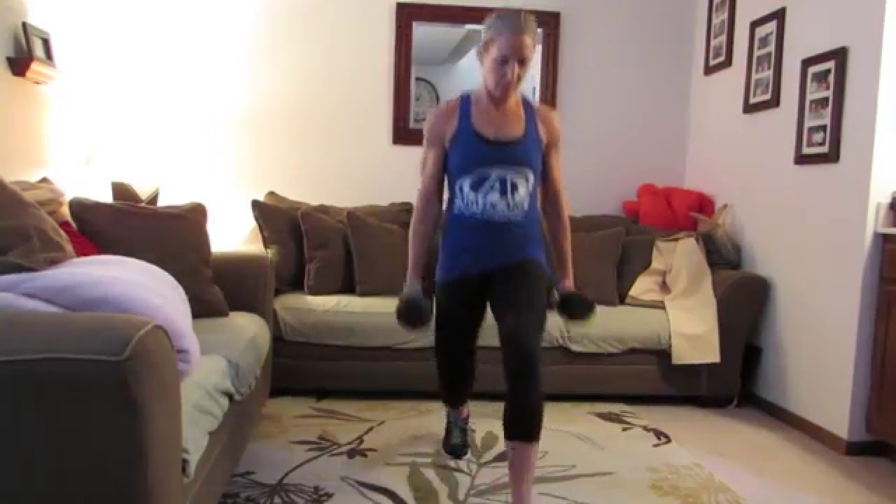Advocare 24 day challenge Workout #1