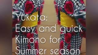 The beauty of Kimono thumbnail