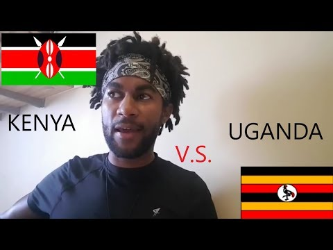 Kenya vs Uganda| Which Country Is BETTER For Visitors??| Black Oshay