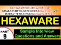 Hexaware -9 Jobs,Career,Interview Questions&Answers,Videos-Freshers,Experienced