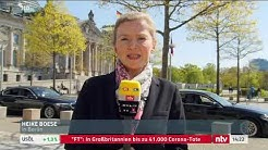 Live: Gesundheitsminister Spahn und Verkehrsminister Scheuer stellen sich den Fragen des Bundestages