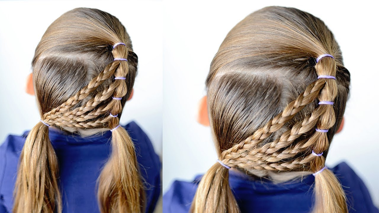 Braided Hair Styles For Little Girls: Easy Braided Hairstyles For Little Girls