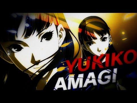 Persona 4 Arena Ultima...Persona 4 Arena Yukiko Amagi