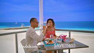 """Sandals Resorts - """"Wide-open Spaces For Love To Blossom"""" Commercial"""