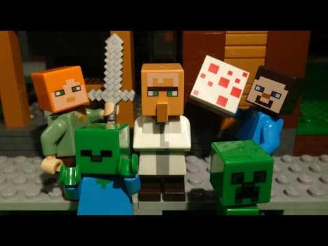 LEGO MINECRAFT - JUST ANOTHER DAY