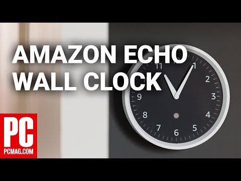 Amazon Echo Wall Clock Review