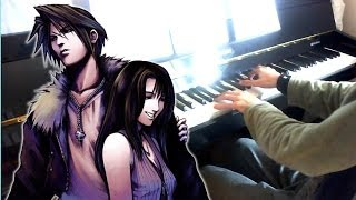 Eyes on Me (FFVIII - Faye Wong) ~ Piano + vocal cover by HollowRiku