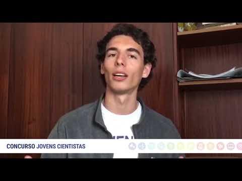 Jovens Cientistas - Testemunho Francisco Araújo