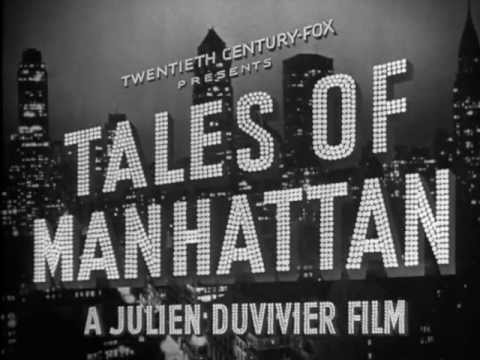 Tales of Manhattan is listed (or ranked) 20 on the list The Best Charles Laughton Movies