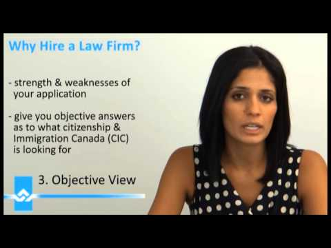 Why Hire a Immigration Law Firm